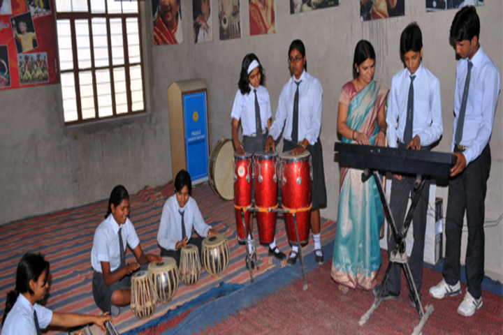 Polkaji Shikshan Sansthan-Music