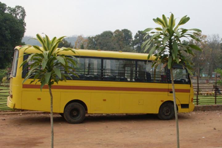 Polkaji Shikshan Sansthan-Transport