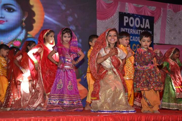 Pooja International Academy-Annual Day