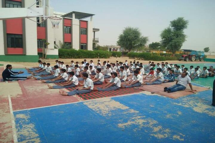 Pooja International Academy-Yoga