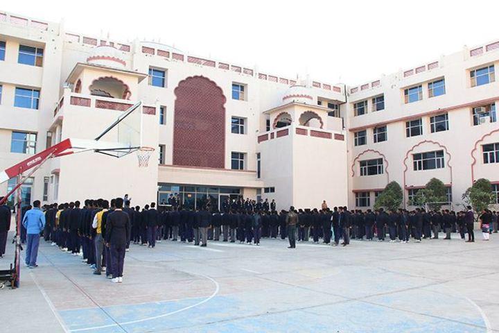 Presidency School-Assembly