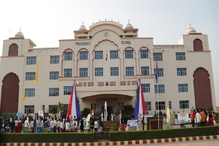 Presidency School-Campus