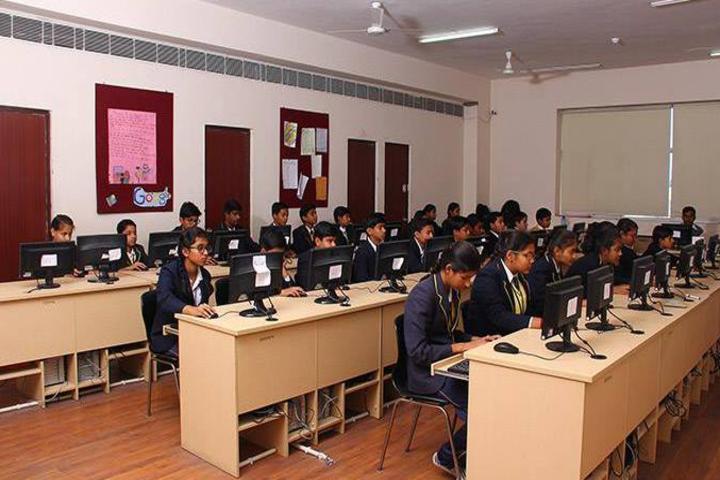 Presidency School-Computer Lab
