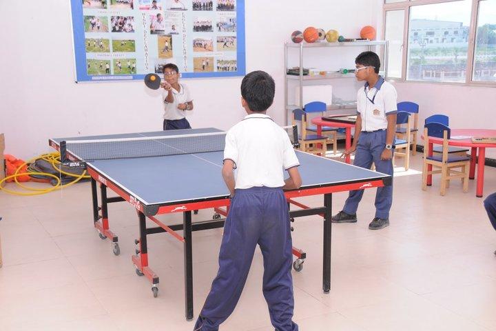 Presidency School-Indoor Games