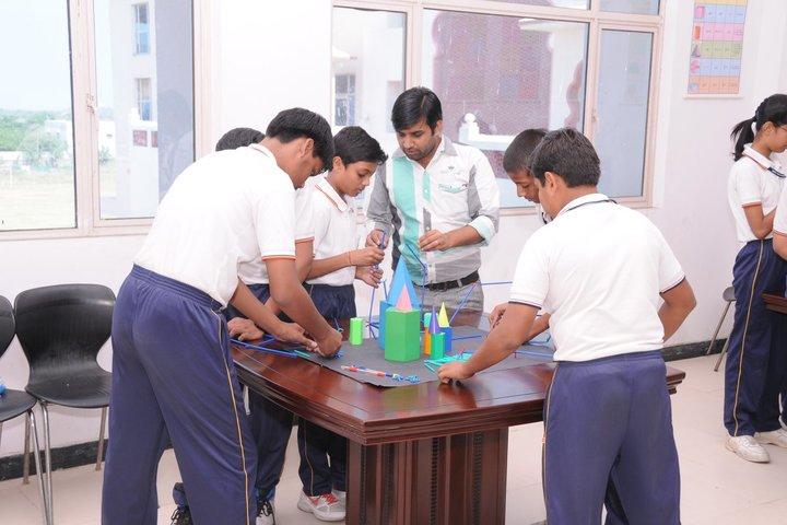 Presidency School-Maths Lab