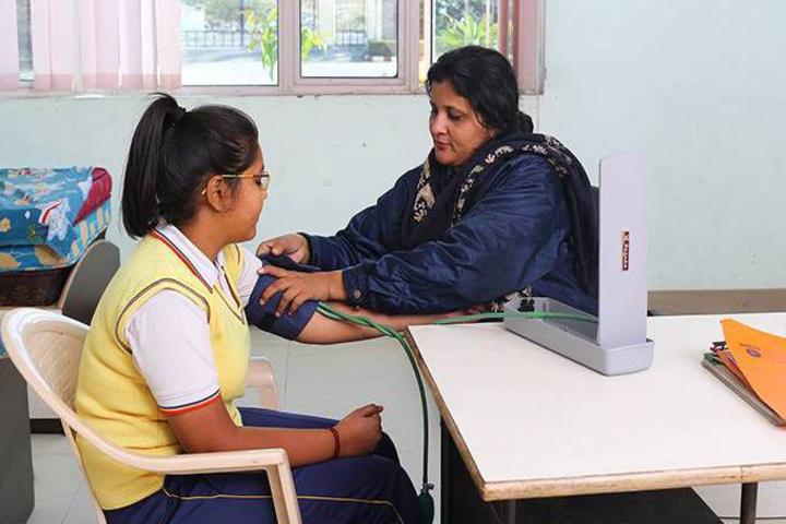 Presidency School-Medical Facility