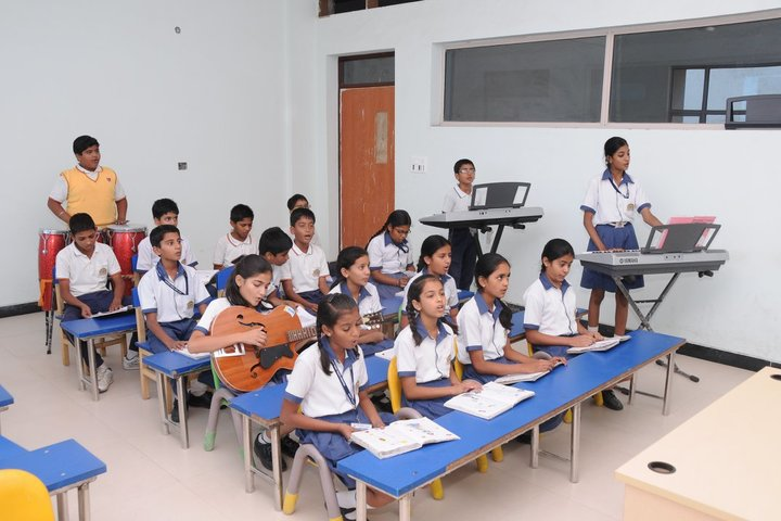 Presidency School-Music Classroom
