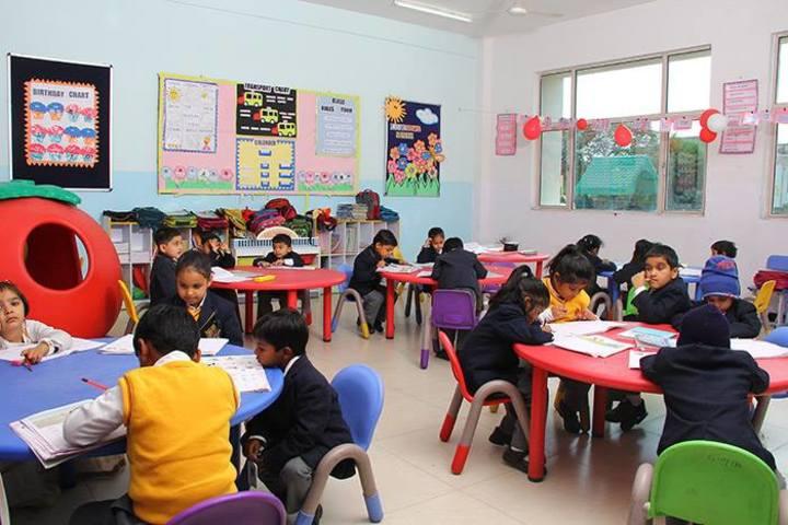 Presidency School-Primary Activity class