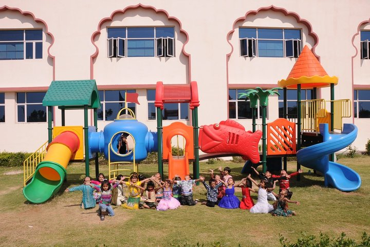 Presidency School-Primary Play Area