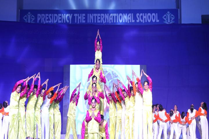 Presidency The International School-Annual Day