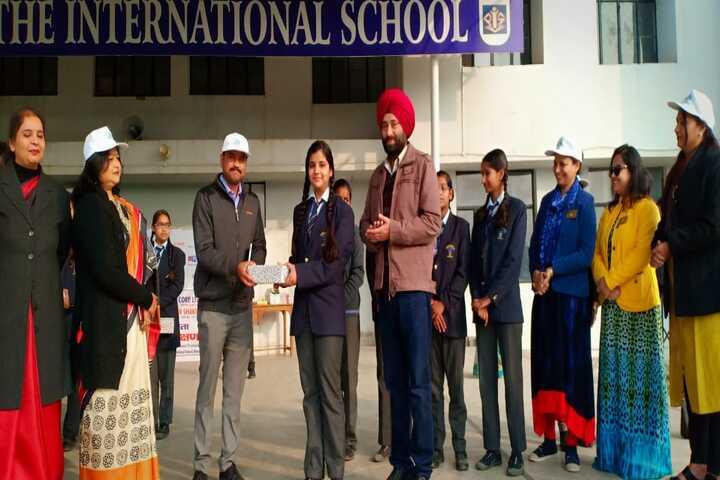 Presidency The International School-Prize Distribution