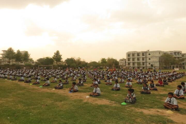 Presidency The International School-Yoga