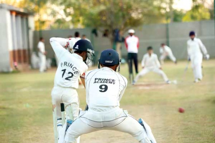 Prince Academy Of Higher Education-Cricket Ground