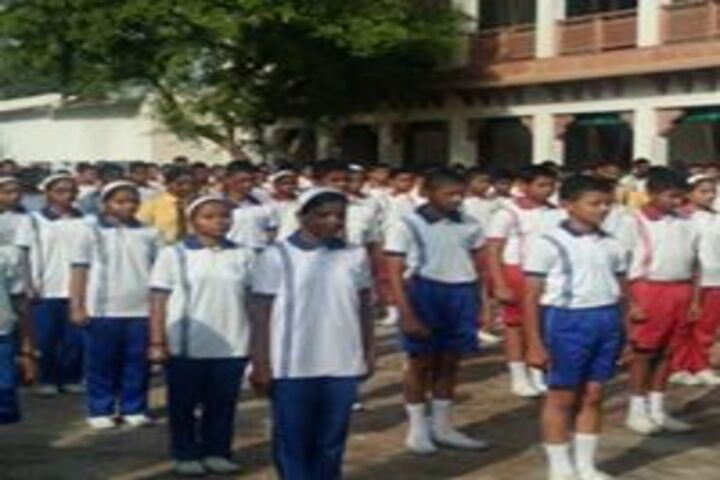 Pt Uma Dutt Public School-Assembly