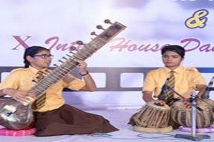 Pt Uma Dutt Public School-Music
