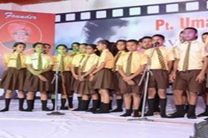 Pt Uma Dutt Public School-Singing