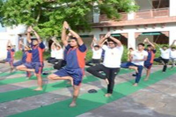 Pt Uma Dutt Public School-Yoga