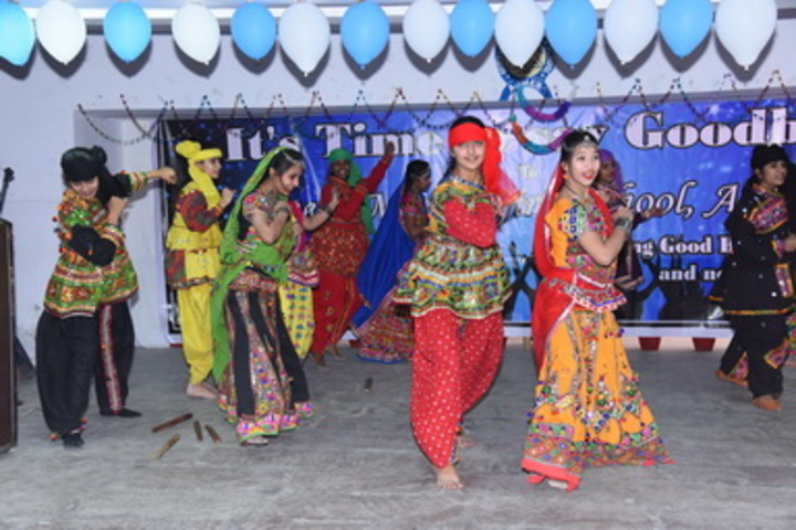 Queen Marys Girls School-Cultural Function