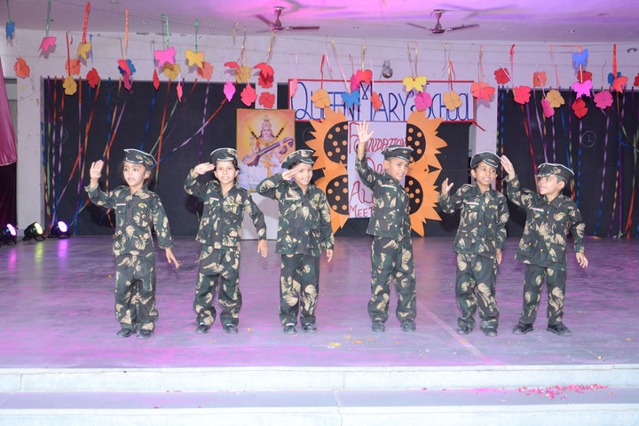 Queen Marys School-Foundation Day