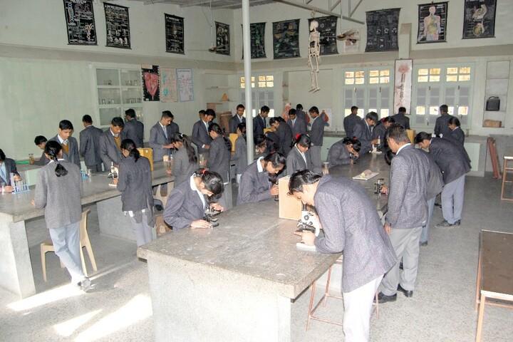 R S V Higher Sec School-Bio Lab