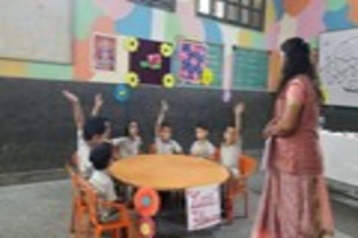 R S V Higher Sec School-Class activity