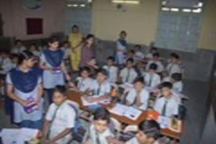 R S V Higher Sec School-Classroom