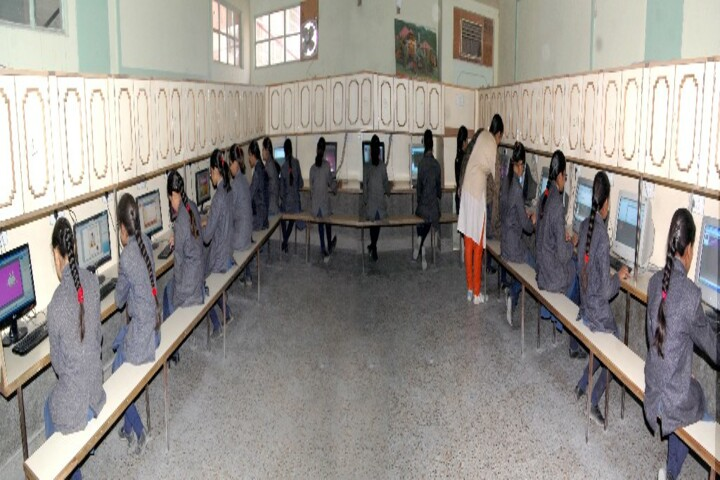 R S V Higher Sec School-Computer lab