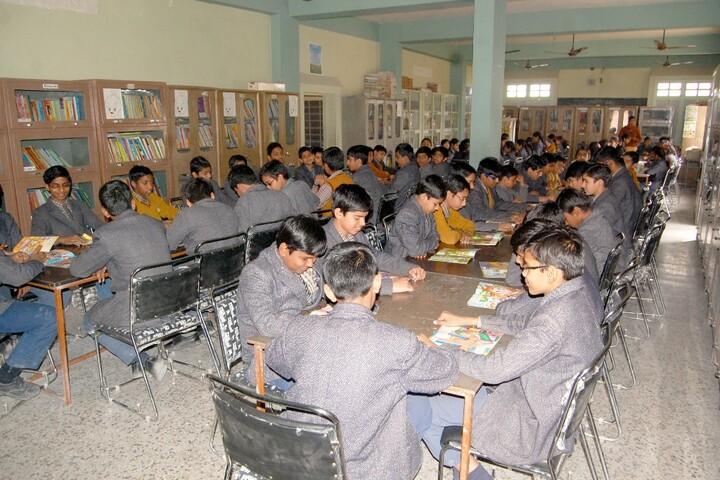 R S V Higher Sec School-Library