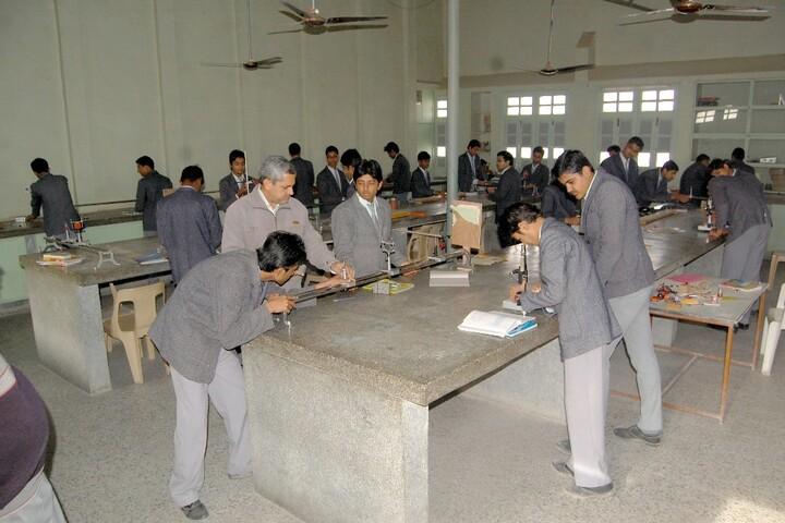 R S V Higher Sec School-Physics Lab
