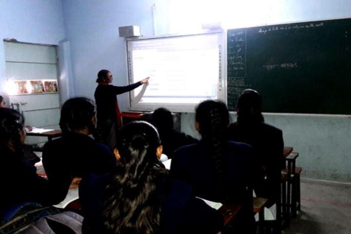Krishna Sudarshan Public School-AV Room