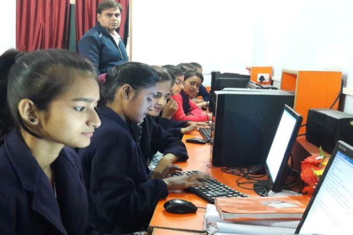 Krishna Sudarshan Public School-Computer Lab