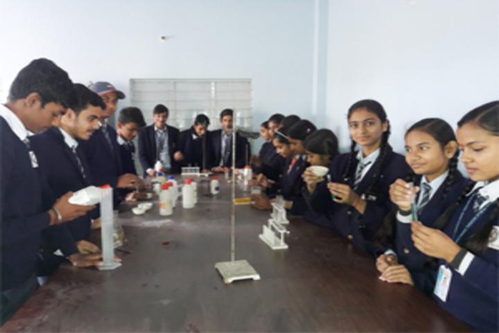 Krishna Sudarshan Public School-Laboratory