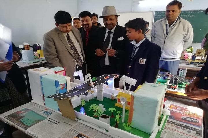 Krishna Sudarshan Public School-Science Fair