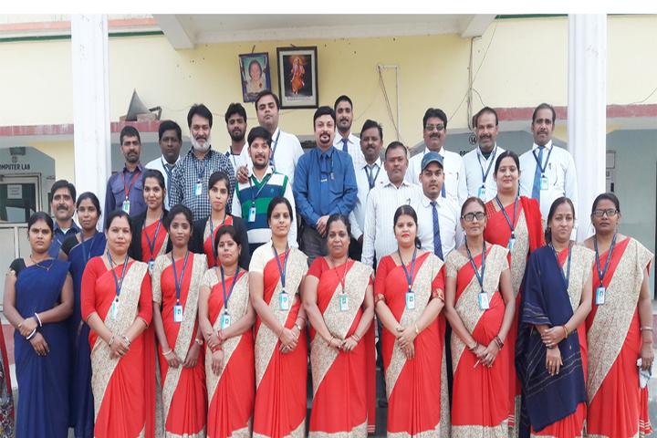 Krishna Sudarshan Public School-Staff