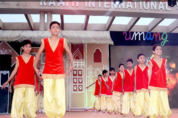 Raath International School-Annual Day Celebrations