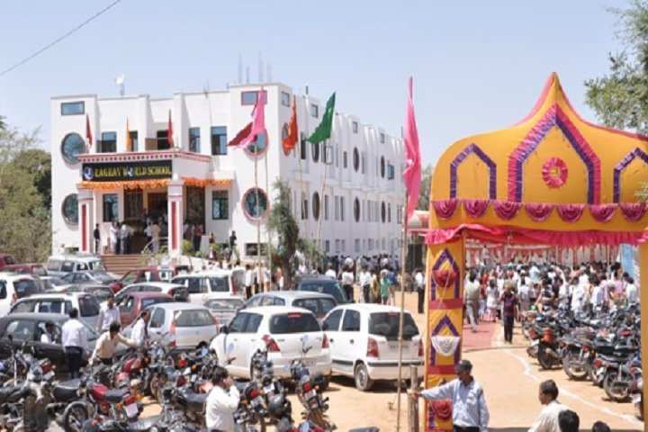 Raghav World School-Campus View