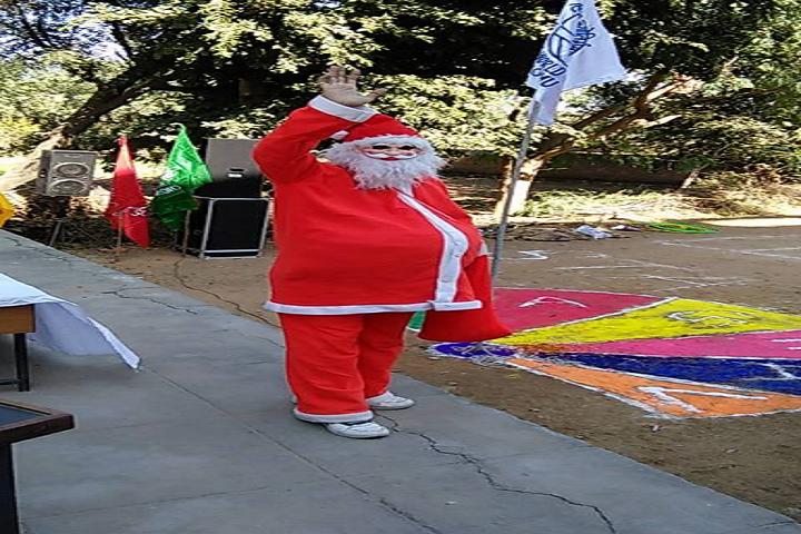 Raghav World School-Christmas Celebration