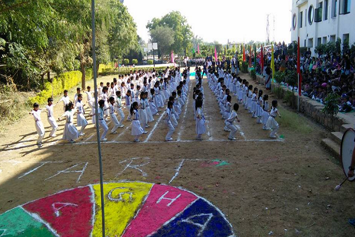 Raghav World School-Sports
