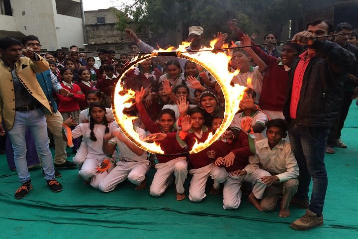 Rahul Ma Shikshan Sansthan School- Event