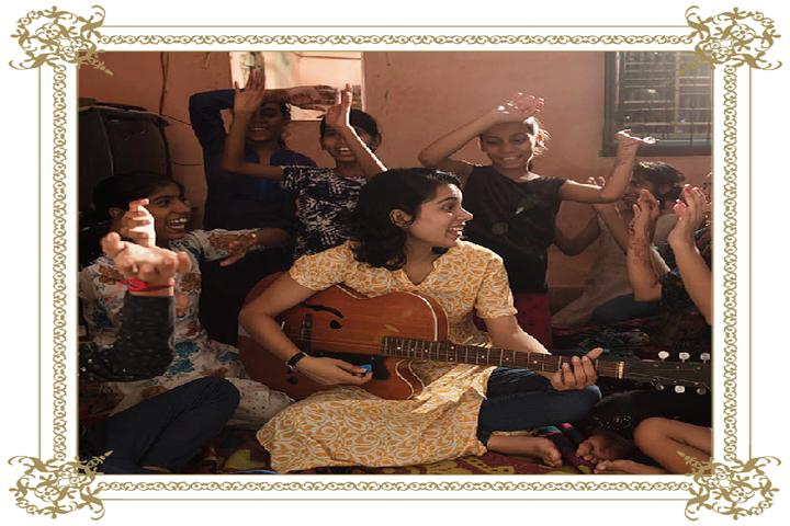 Rahul Ma Shikshan Sansthan U Ma School-Music Room