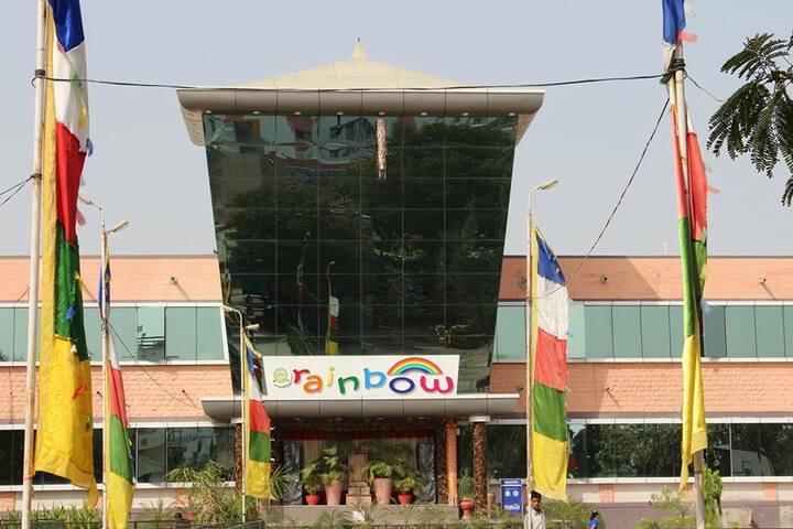 Rainbow Public School-Building
