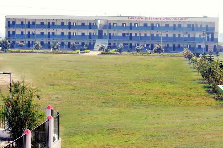 Lakshya International Academy-School Building
