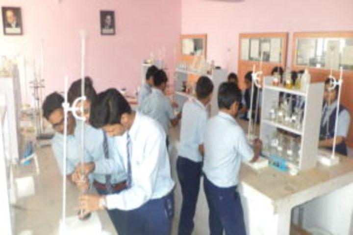 Raj Public Senior Secondary School-Chemistry Lab