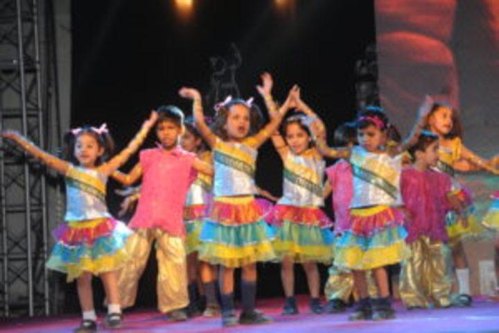 Raj Public Senior Secondary School-Event