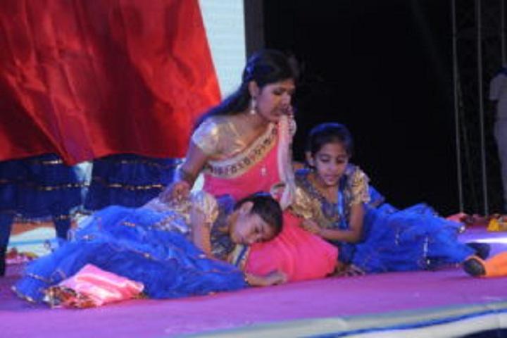 Raj Public Senior Secondary School-Drama