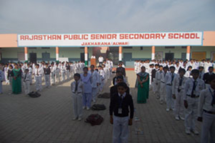 Rajasthan Public School-Assembly