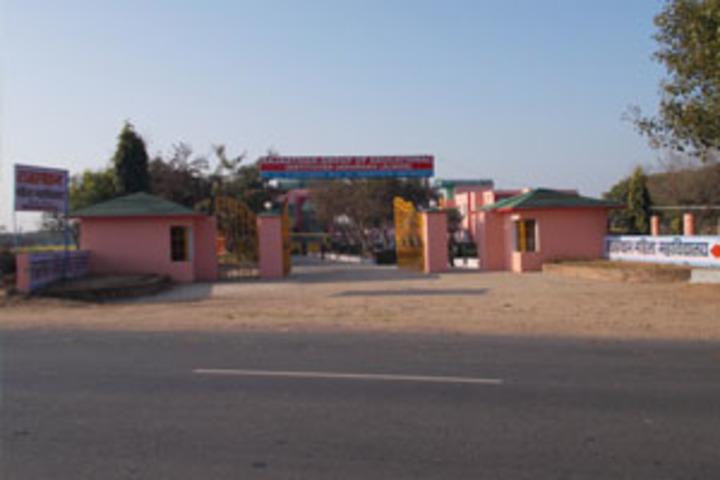 Rajasthan Public School-Campus