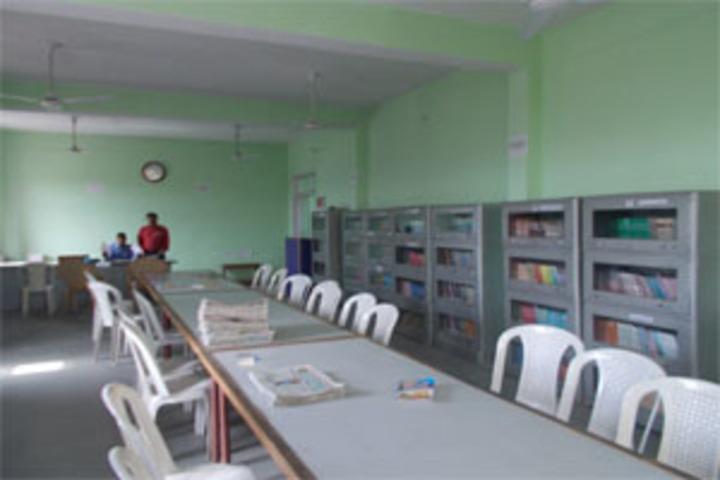 Rajasthan Public School-Library