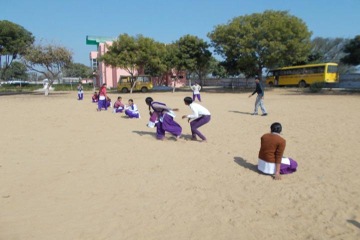 Rajasthan Public School-Sports Activity
