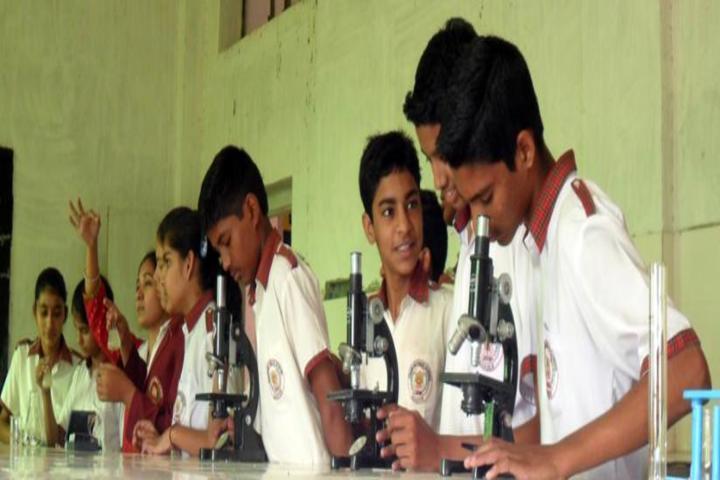 Rajdhani Public School-Biology Lab